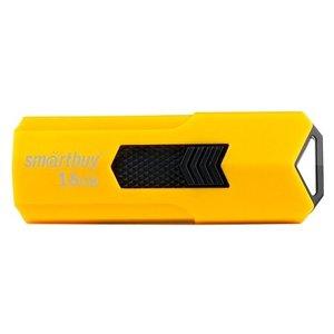 USB Flash Smart Buy Stream 16GB (желтый) [SB16GBST-Y]