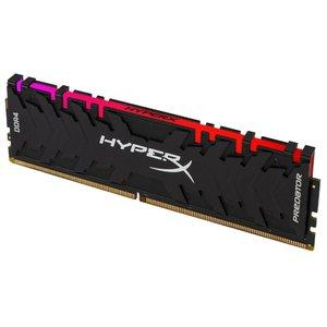 Оперативная память HyperX Predator RGB 16GB DDR4 PC4-25600 HX432C16PB3A/16