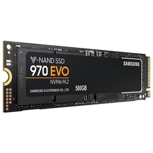 SSD Samsung 970 Evo Plus 500GB MZ-V7S500BW