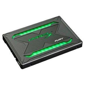 SSD HyperX Fury RGB 240GB SHFR200B/240G (комплект для установки)