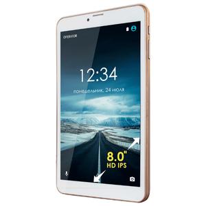 Планшет Ginzzu GT-8105 8GB 3G (серебристый)
