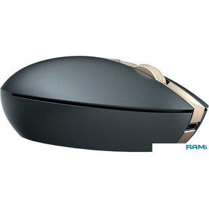 Мышь HP Spectre 700 (синий/золотистый)