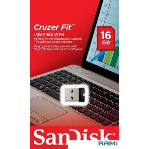 USB Flash SanDisk Cruzer Fit 64GB
