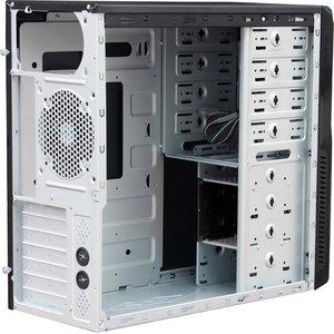 Корпус Powerman BA833BK 600W