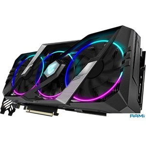 Видеокарта Gigabyte AORUS GeForce RTX 2080 Super 8G GV-N208SAORUS-8GC