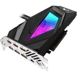 Видеокарта Gigabyte Aorus GeForce RTX 2080 Super WaterForce 8GB GDDR6 [GV-N208SAORUS W-8GC]
