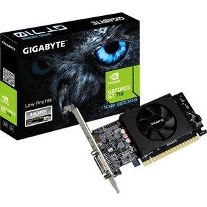 Видеокарта Gigabyte GeForce GT 710 1GB GDDR5 GV-N710D5-1GL
