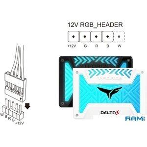 SSD Team Delta S RGB 12V 250GB T253TR250G3C312