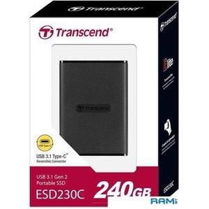 Внешний накопитель Transcend ESD230C 240GB TS240GESD230C