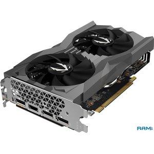 Видеокарта ZOTAC Gaming GeForce GTX 1660 AMP 6GB GDDR5 ZT-T16600D-10M