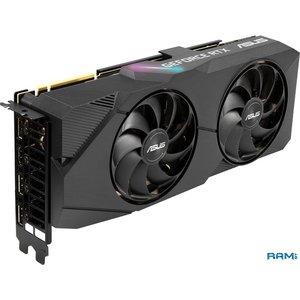 Видеокарта ASUS Dual GeForce RTX 2070 Super EVO OC edition 8GB GDDR6 [DUAL-RTX2070S-O8G-EVO]