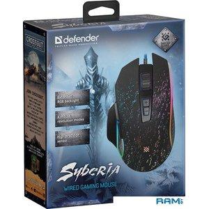 Игровая мышь Defender Syberia GM-680L