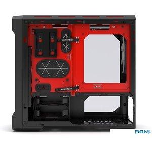 Корпус Phanteks Evolv ITX (черный/красный)