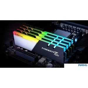 Оперативная память G.Skill Trident Z Neo 4x8GB DDR4 PC4-25600 F4-3200C16Q-32GTZN