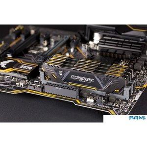 Оперативная память Crucial Ballistix Sport AT 2x8GB DDR4 PC4-21300 BLS2K8G4D26BFSTK