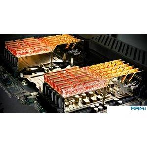 Оперативная память G.Skill Trident Z Royal 4x8GB PC4-28800 F4-3600C16Q-32GTRGC