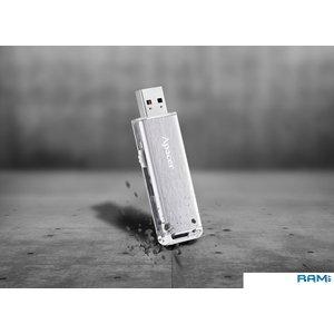 USB Flash Apacer AH33A 32GB (серебристый)