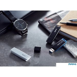 USB Flash Apacer AH359 16GB (черный/синий)