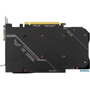 Видеокарта ASUS TUF Gaming GeForce GTX 1660 Super 6GB GDDR6 [TUF-GTX1660S-6G-GAMING]