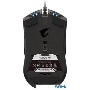 Игровая мышь Gigabyte Aorus M4