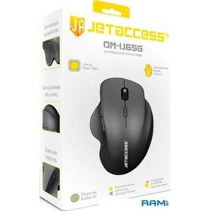 Мышь Jet.A Comfort OM-U65G (серый)