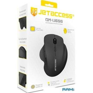 Мышь Jet.A Comfort OM-U65G (черный)