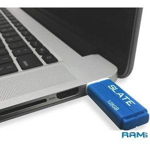USB Flash Patriot Slate 128GB (PSF128GLSS3USB)