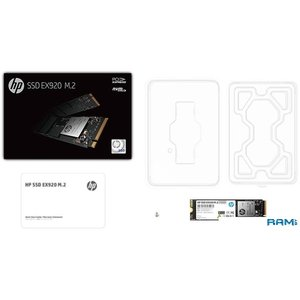 SSD HP EX920 1TB 2YY47AA