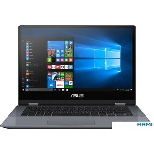 Ноутбук 2-в-1 ASUS VivoBook Flip 14 TP412FA-EC141T