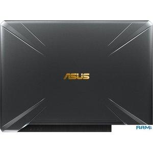 Игровой ноутбук ASUS TUF Gaming FX505DT-AL245