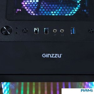 Корпус Ginzzu GL600