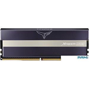 Оперативная память Team Xtreem ARGB 2x8GB DDR4 PC4-25600 TF10D416G3200HC16CDC01