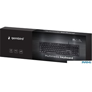Клавиатура Gembird KB-MCH-03-RU