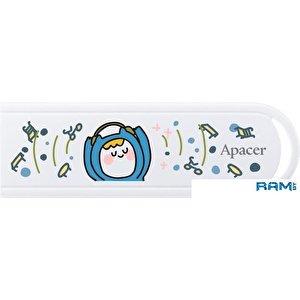 USB Flash Apacer AH23A 32GB (белый)