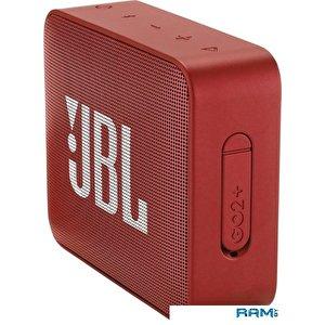 Беспроводная колонка JBL GO2+ (красный)