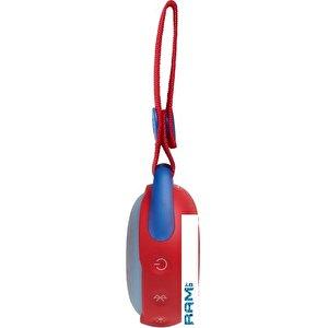 Беспроводная колонка JBL JR Pop (красный)