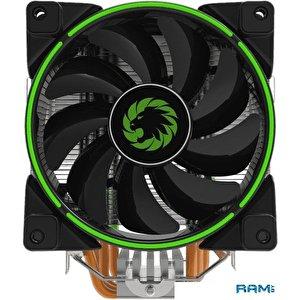 Кулер для процессора GameMax GAMMA 500 (зеленый)