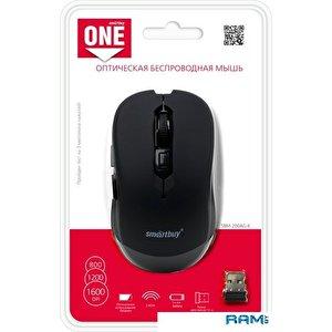 Мышь SmartBuy One SBM-200AG-K