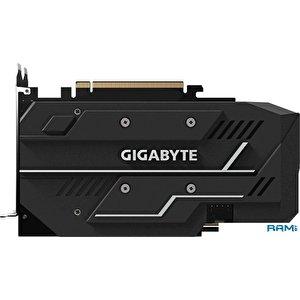 Видеокарта Gigabyte GeForce RTX 2060 D6 6GB GDDR6 GV-N2060D6-6GD
