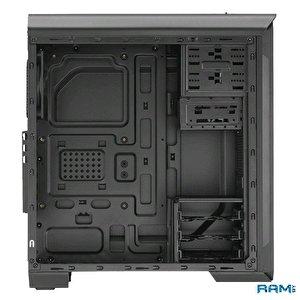 Корпус AeroCool Aero-500 Black Edition Window
