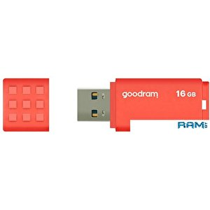 USB Flash GOODRAM UME3 16GB (оранжевый)