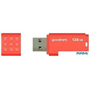 USB Flash GOODRAM UME3 128GB (оранжевый)