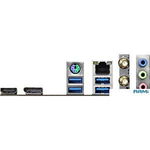 Материнская плата ASRock B460M-ITX/ac