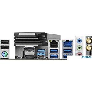 Материнская плата ASRock H470M-ITX/ac