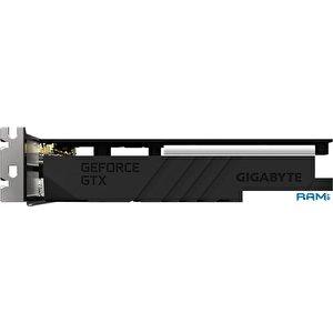 Видеокарта Gigabyte GeForce GTX 1650 D6 OC Low Profile 4GB GDDR6 GV-N1656OC-4GL