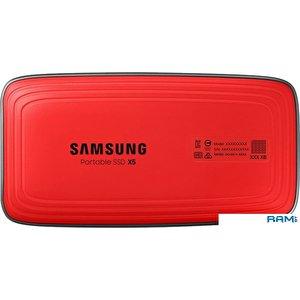 Внешний жесткий диск Samsung X5 2TB