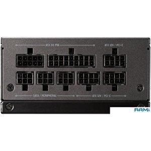 Блок питания Fractal Design Ion SFX-L 650W Gold FD-PSU-ION-SFX-650G-BK
