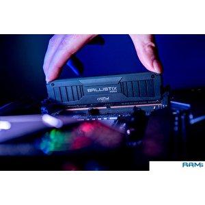 Оперативная память Crucial Ballistix Max 8GB DDR4 PC4-32000 BLM8G40C18U4B