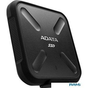 Внешний накопитель A-Data SD700 ASD700-1TU31-CBK 1TB (черный)