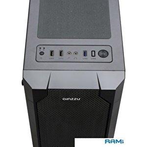 Корпус Ginzzu SL300